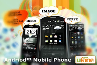 Ufone Andriod Handsets