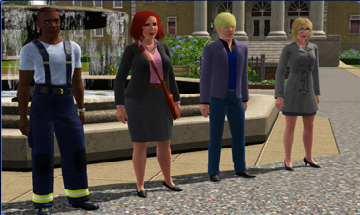 The Sims 3 Ambitions lessons - Pinguïntech