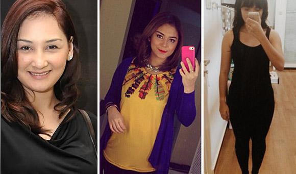 Diet mayo berhasil turunkan berat badan 3 artis berikut ini