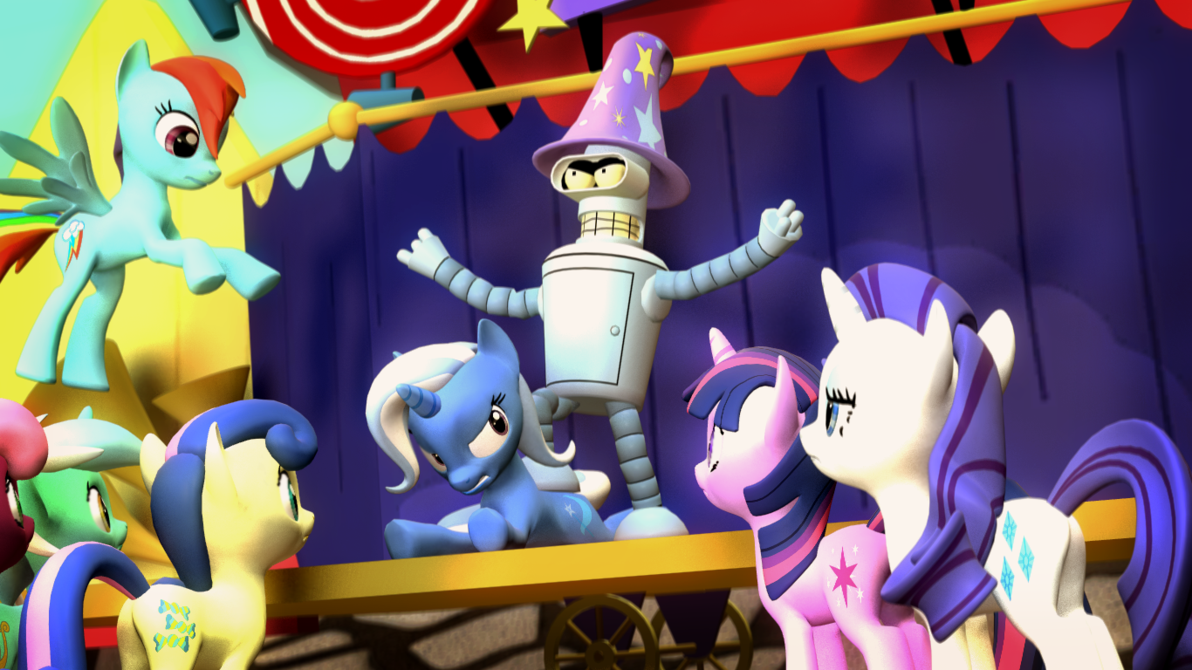 Equestria Daily Mlp Stuff 3d Pony Art Compilation 10