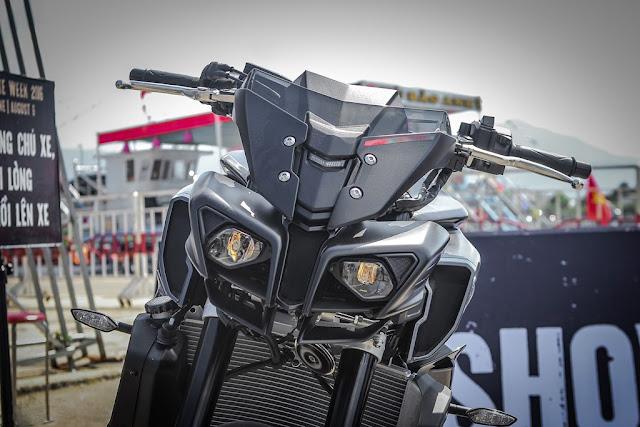 Yamaha MT-10 2016 Nhập Khẩu Châu Âu
