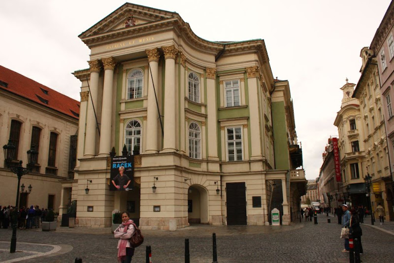 Prague Czech Republic city-break old town architecture Mozart don Giovanni premiere