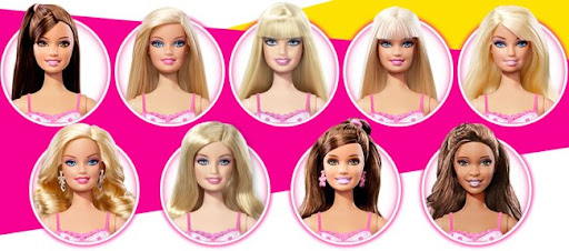 Barbies actuales (2011)