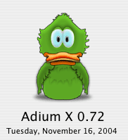 Adium Messenger