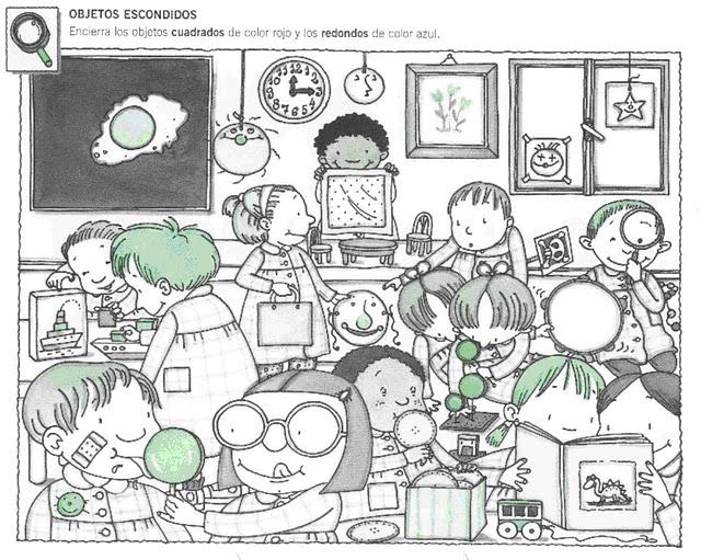 Difilcutades En La Atención Y Concentración De Los Niños Marzo 2011