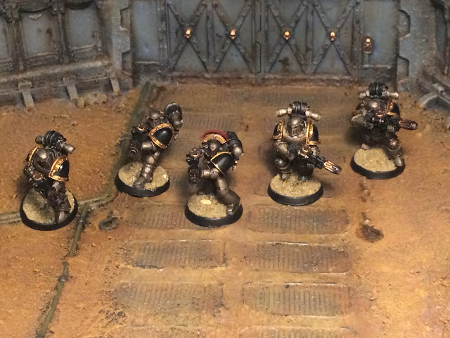 battle bunnies pre heresy iron warriors tactical support. Black Bedroom Furniture Sets. Home Design Ideas