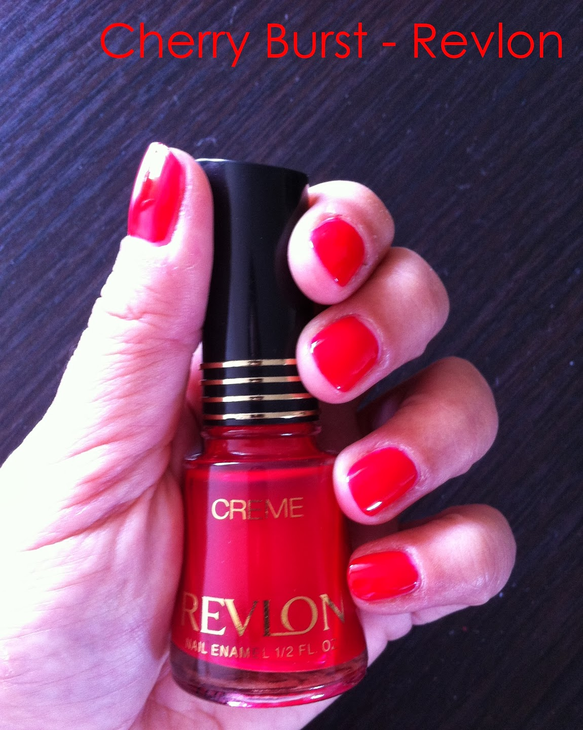 cherry burst - revlon