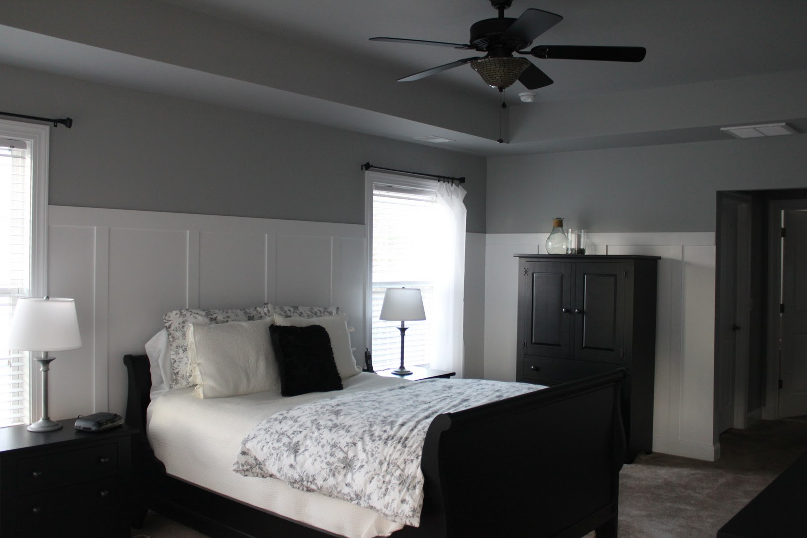 Cents-able Spaces: Master Bedroom