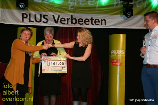 sponsoractie PLUS VERBEETEN Overloon Vierlingsbeek 24-02-2014 (27).JPG