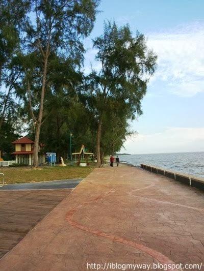 Pantai-Morib-Beach