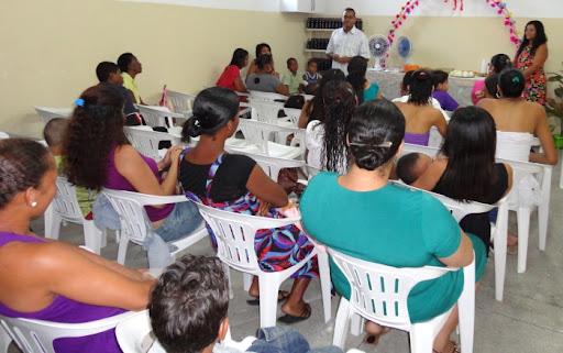 2º curso do Projeto Cidadão em Lauro de Freitas