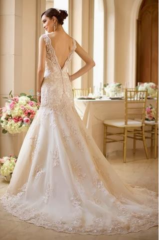New beginnings our favourite 2014 stella york wedding gowns for Stella york wedding dresses near me