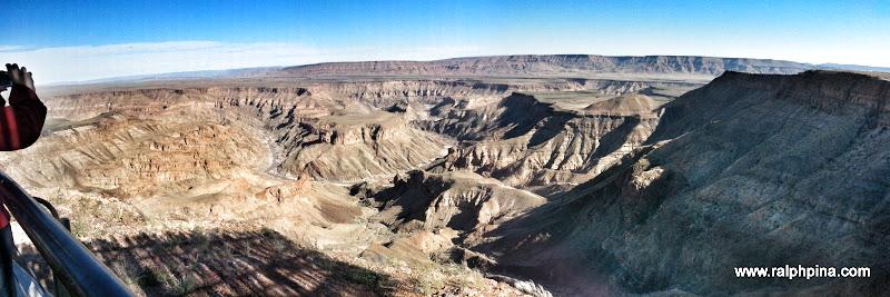 The classic canyon photo