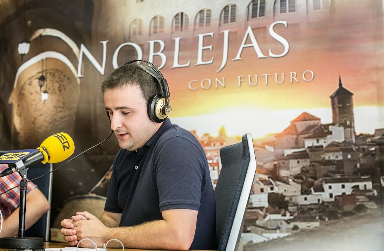 Ángel Antonio Luengo En su intervención en el programa