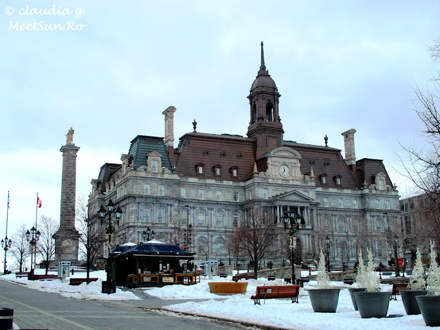 Montreal. City Hall.