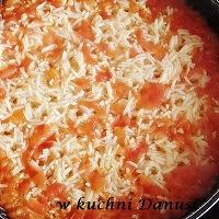 ryż z pomidorami do obiadu