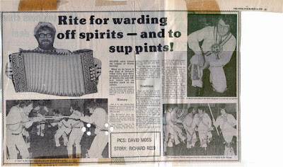 Article from The News of 16th March 1979