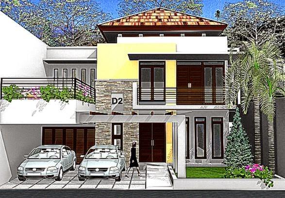 desain rumah minimalis modern bertingkat best ideas for