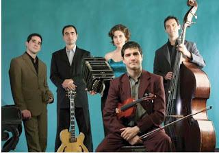 Ramiro Gallo Quinteto en el 2005