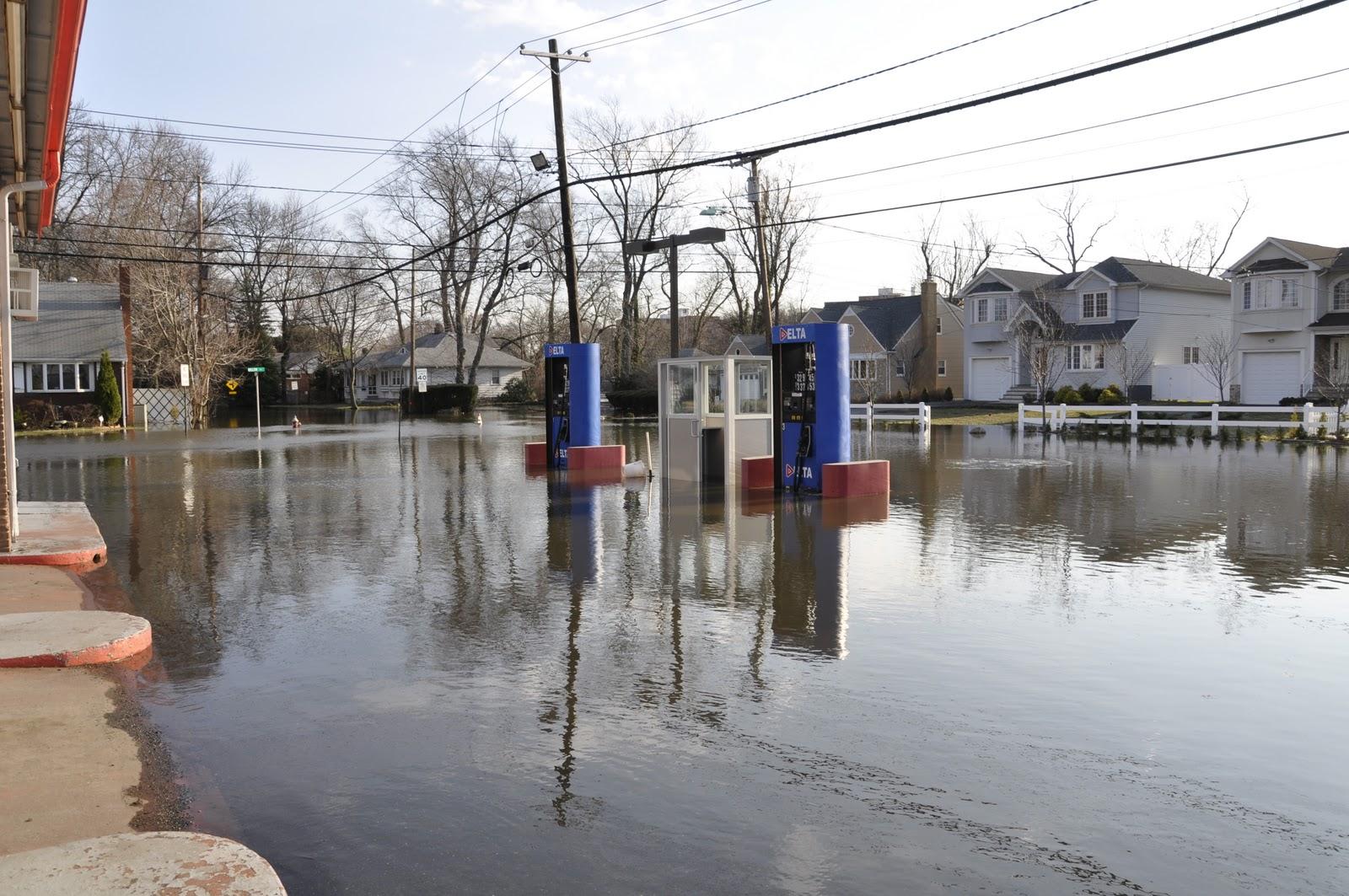 Fair Lawn Flood 2011