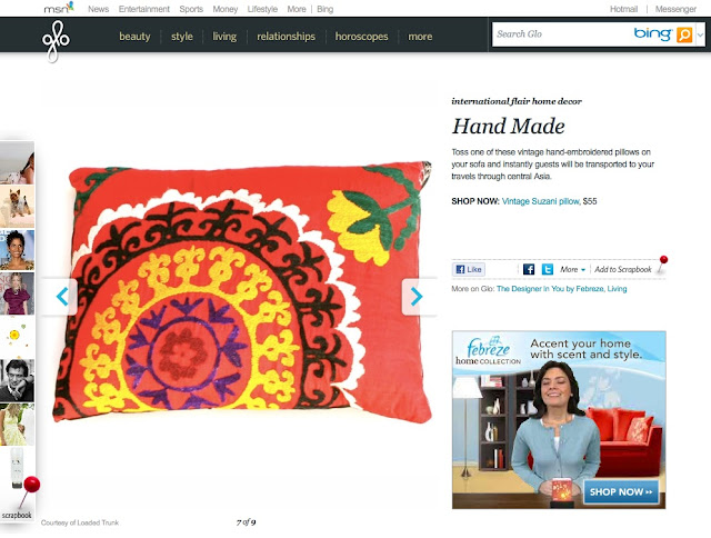 The Loaded Trunk | MSN Glo | Global Decor
