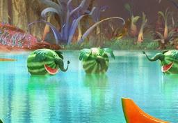 film enfant l'île des miam-nimaux