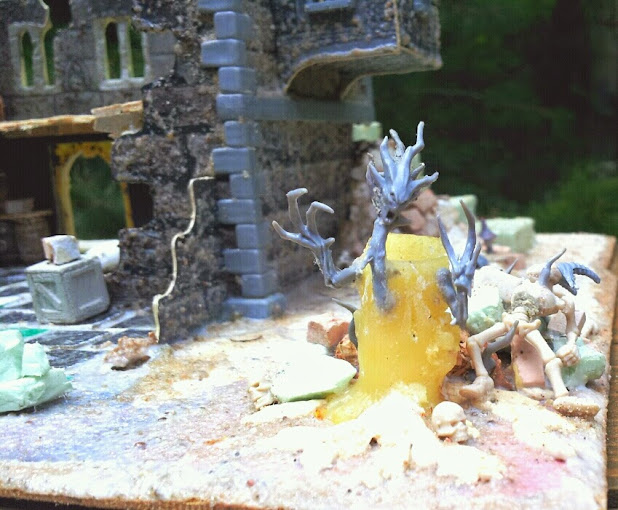 Dwalthrim's smithy - my table and terrain PicsArt_1404300018260