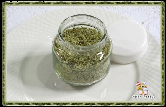 Mix de ervas aromáticas e sal 1