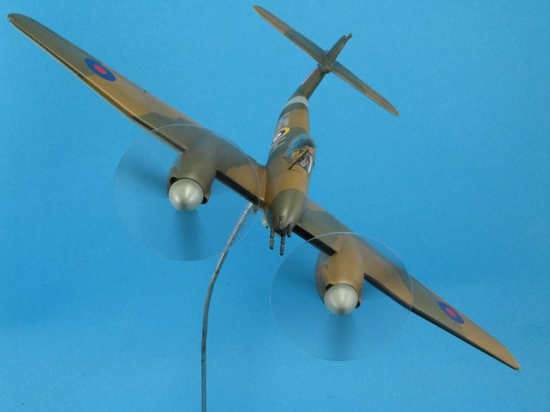 Airfix Whirlwind