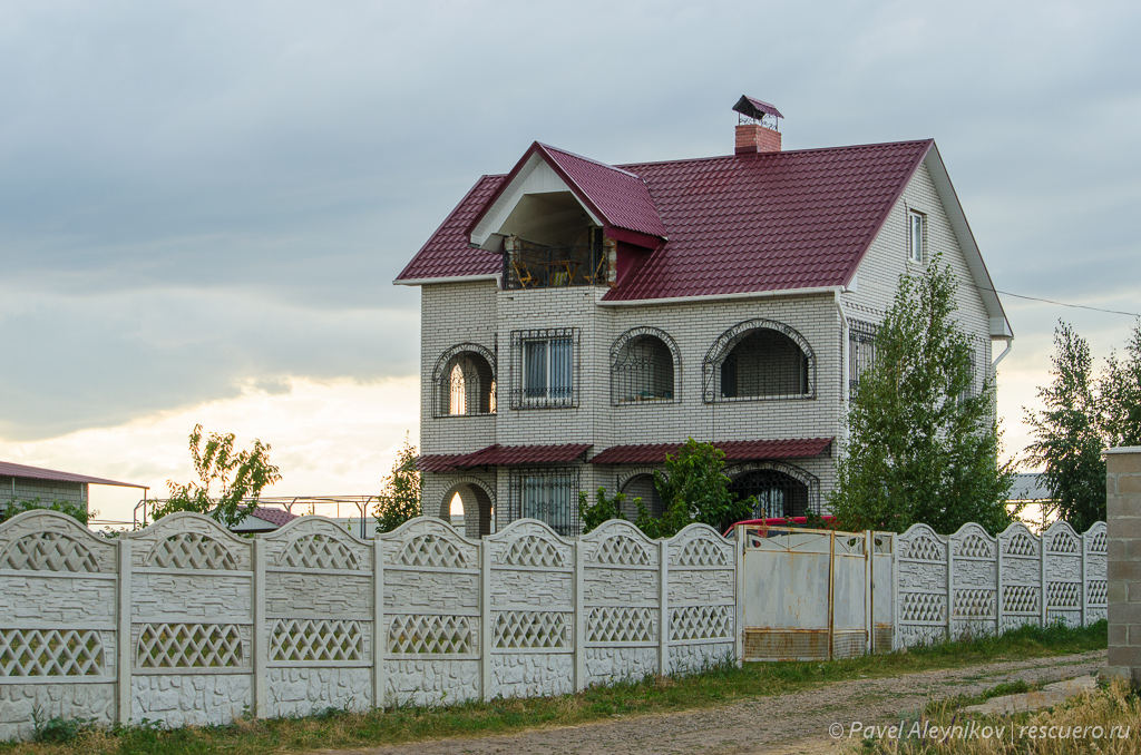 Дачка на берегу Азовского моря