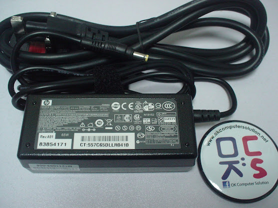 New Charger Adapter For HP Pavilion ZT3200