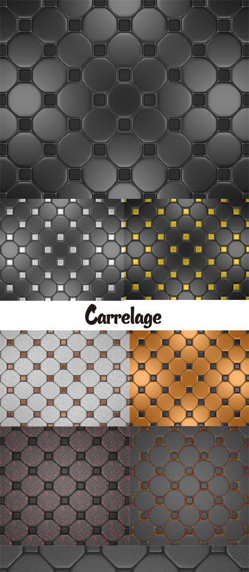 Stock Photo: Carrelage