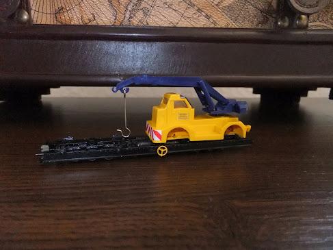 H0e Kranwagen DSCF3633