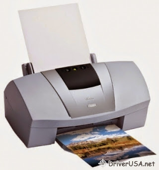 download Canon S820 Inkjet printer's driver