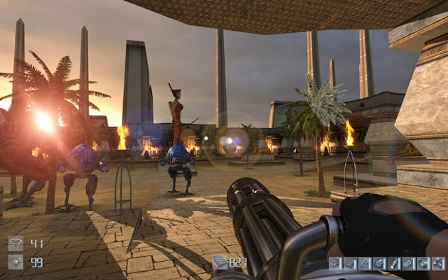 Serious Sam HD: The First Encounter PC Hileleri