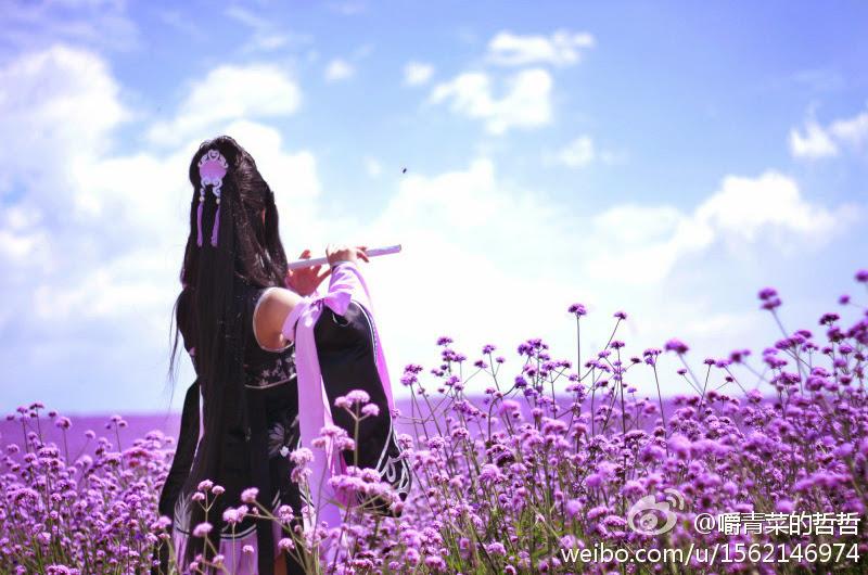 Nữ hiệp Vạn Hoa dạo chơi giữa rừng hoa - Ảnh 4