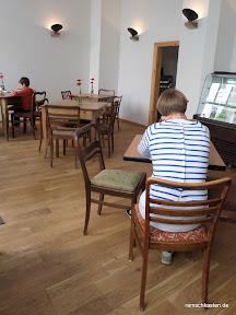 Mittagessen Leipzig - Café Tunichtgut