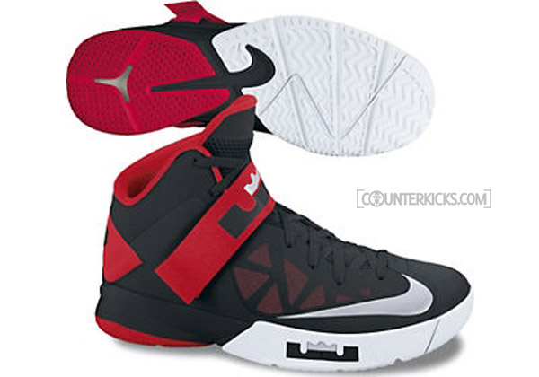 ... Nike Zoom Soldier VI 6 8211 LeBron8217s New 2012 Team Shoe ...