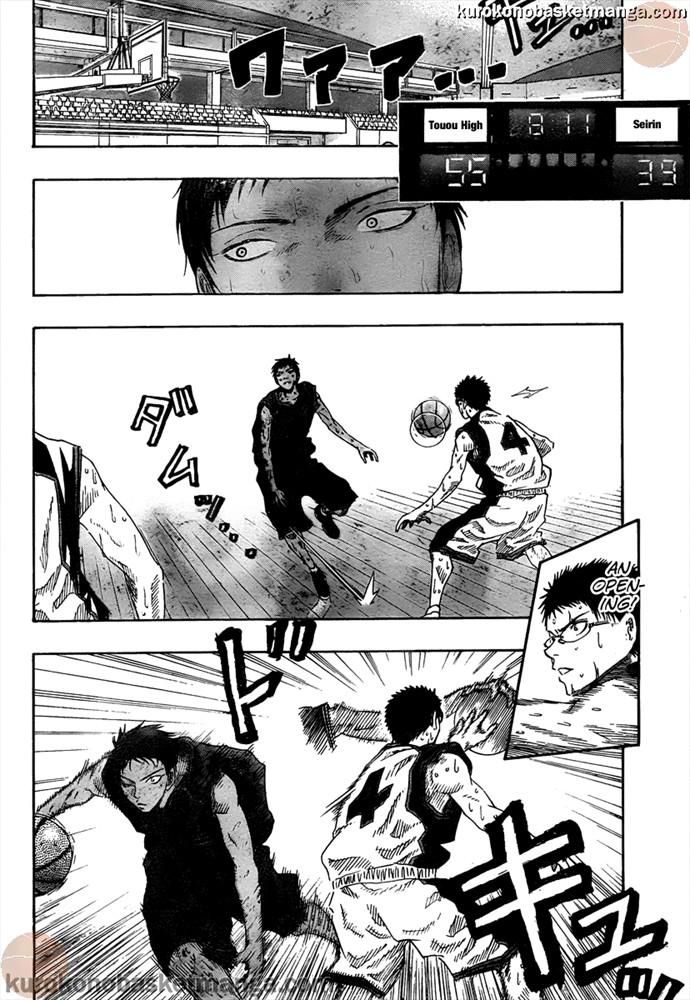 Kuroko no Basket Manga Chapter 49 - Image 06