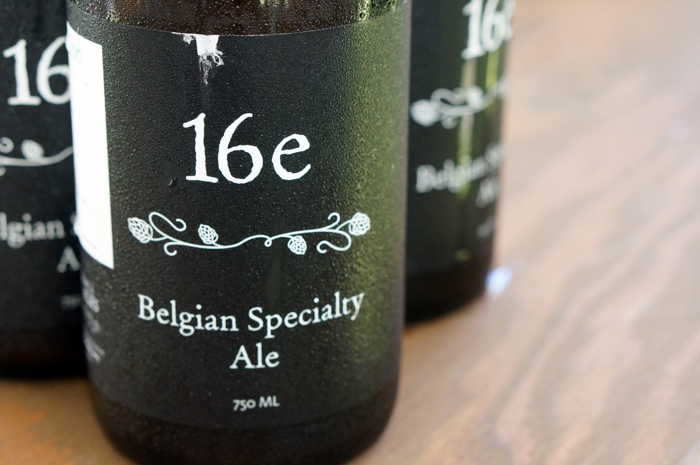 Sante Adairius Rustic Ales 16e Belgian Specialty Ale