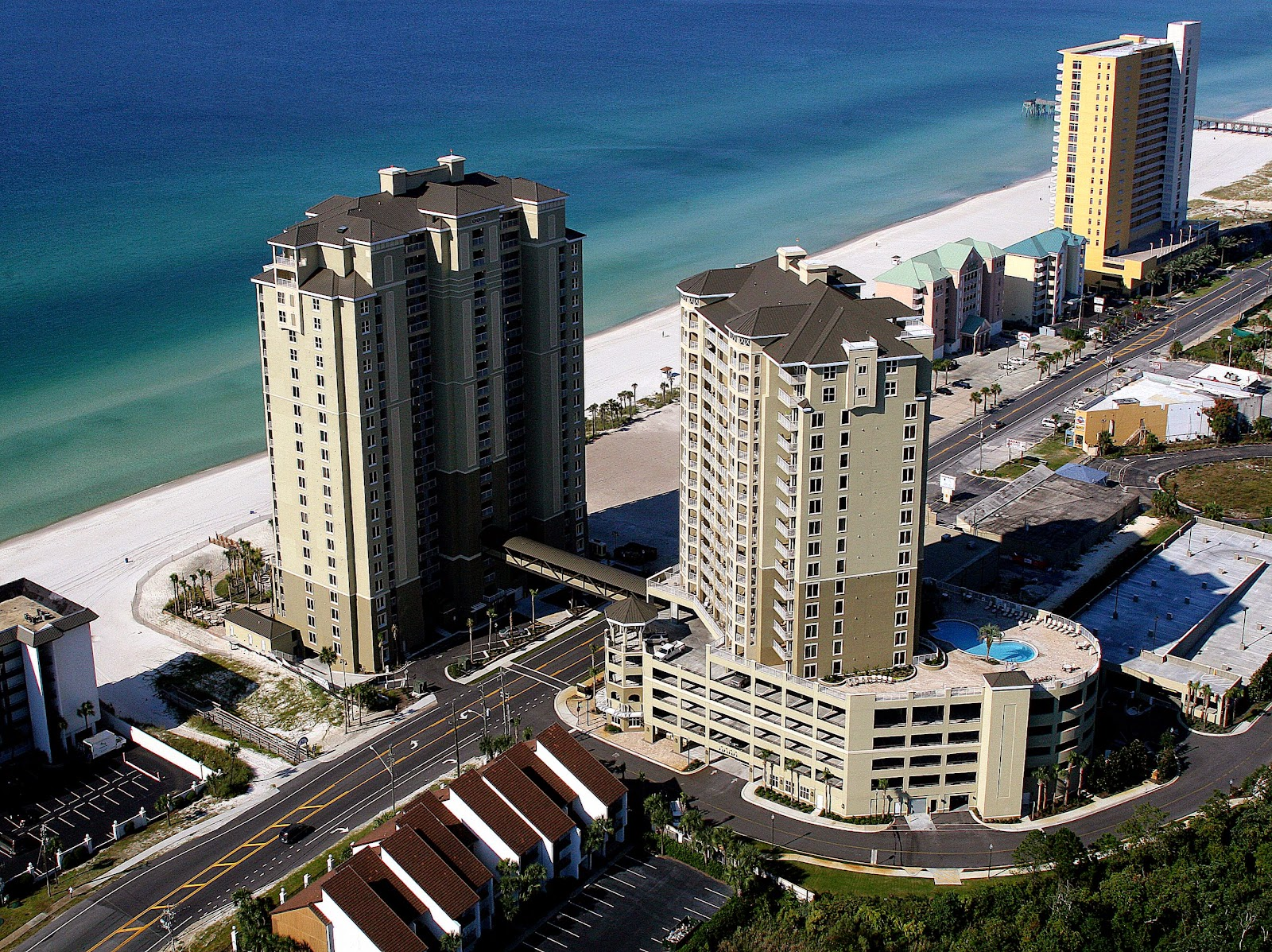 Grand Panama Beach Resort in Panama City Beach  850