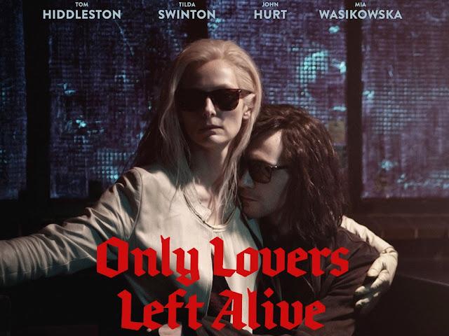 Μόνο Οι Εραστές Μένουν Ζωντανοί Only Lovers Left Alive Wallpaper