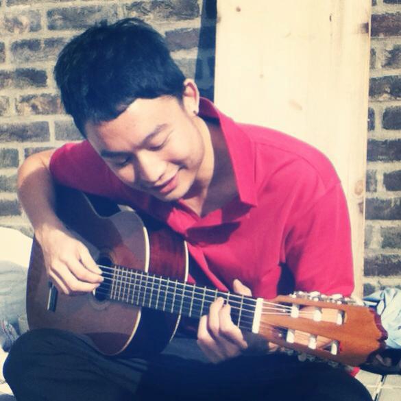 ฐาวันต์ รงคพรรณกับดนตรีที่เค้าชื่นชอบ