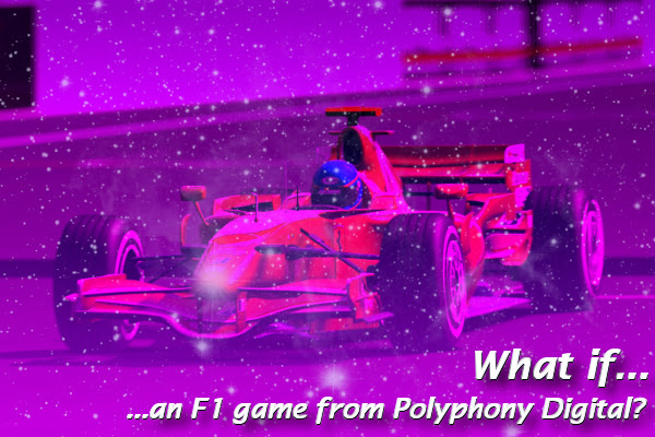 Formula One Polyphony Digital