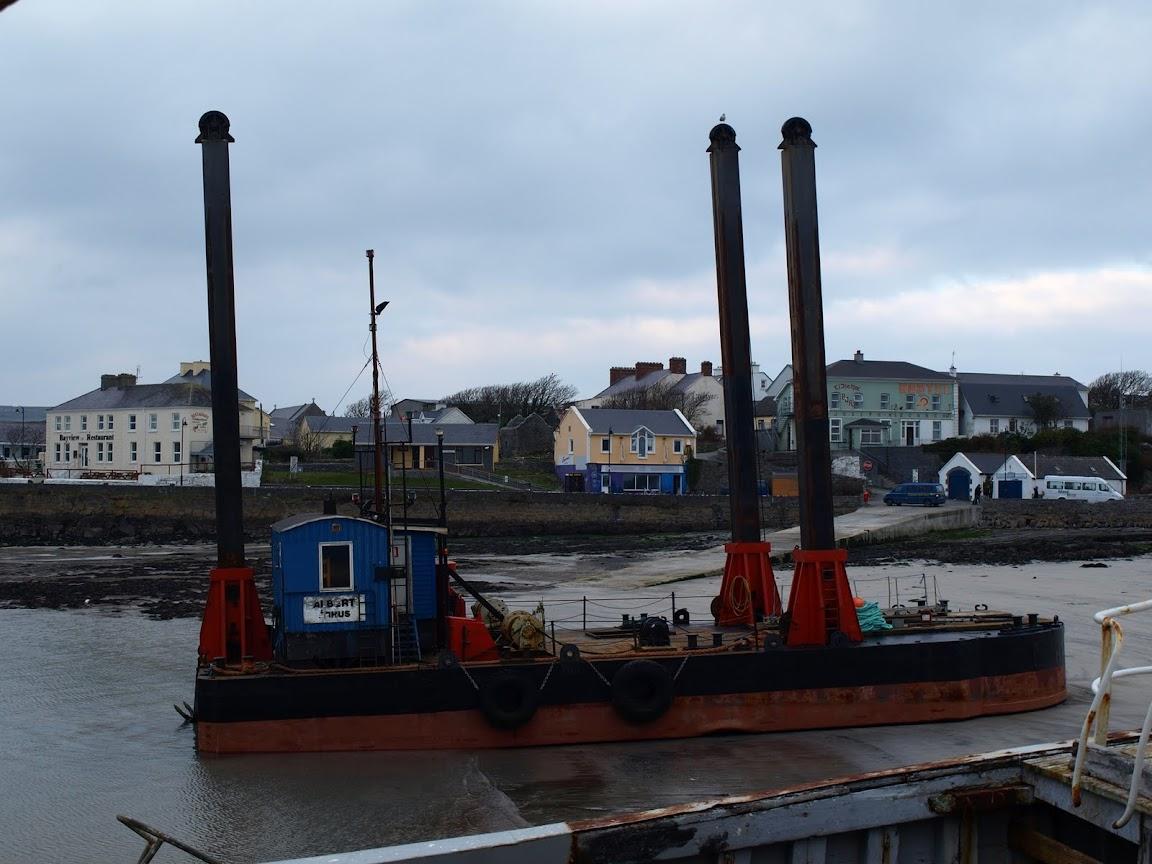 Harbour, Inis Mor, Aran Islands, Ireland