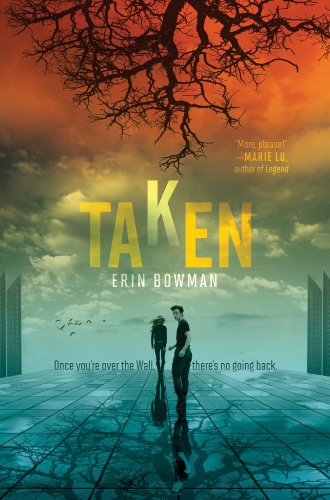 Exclusive from TAKEN by Erin Bowman — Chapter 8!