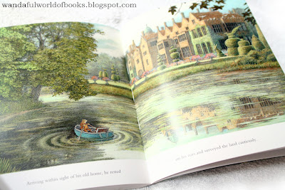 Wind in the Willows, illustrated by Inga Moore, Mr. Toad Returns Home