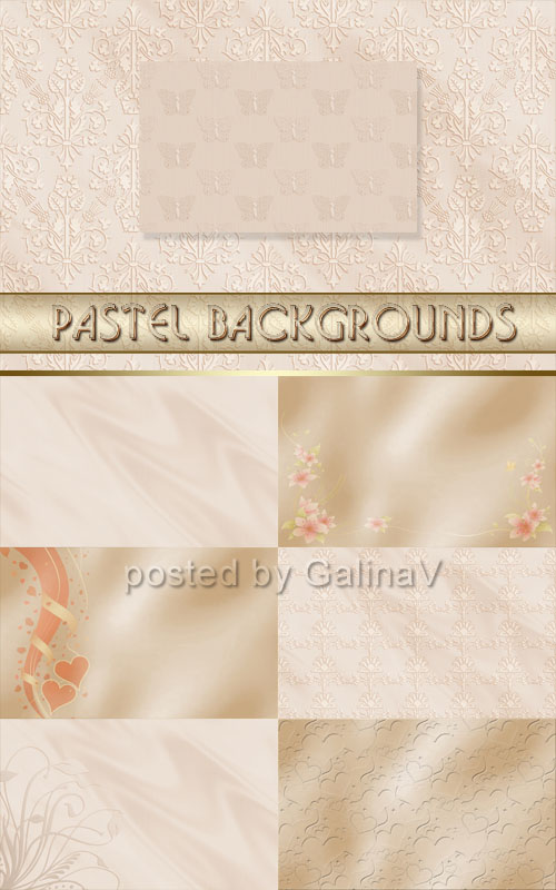 Textures for design Pastel Backgrounds