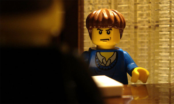 15 Famous Movie Scenes Recreated in Lego 12