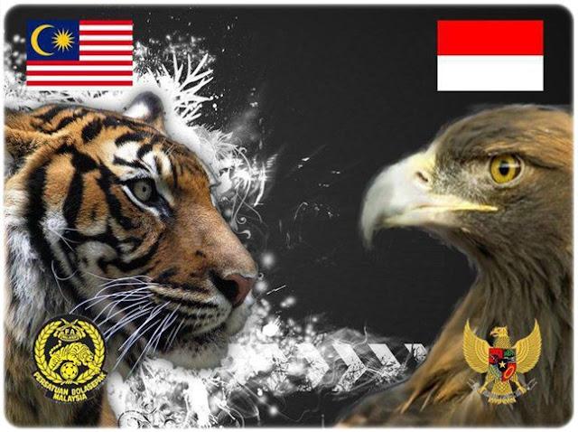 Harimau Malaya, Garuda ,Malaysia vs Indonesia
